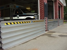 Presray FastLog Heavy Duty or Standard Duty Stackable Flood Barrier